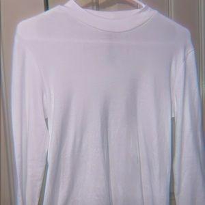 a white barley work shirt